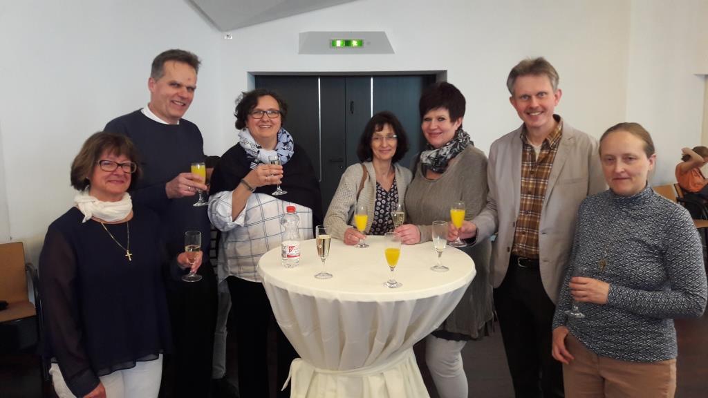 Aussendung der Wortgottesdienst-Beauftragten in Mainz